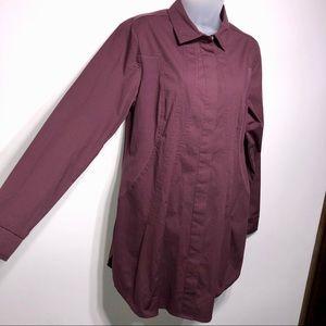 Soft Surroundings Button Down Tunic Size Medium